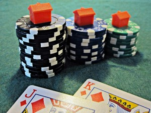 gambling-with-first-home-mortgage