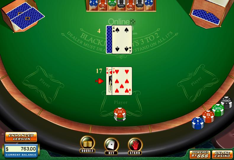 Casino blackjack game online free play poker at a casino
