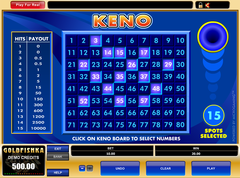 The Most Advanced Keno Games Make Gamblers Well Off Within A Short